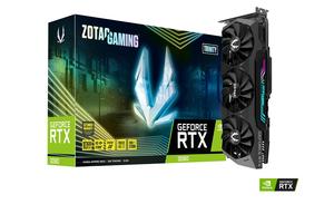 ZOTAC oraz ASUS wprowadzają karty GeForce RTX 30 obsługujące 8K