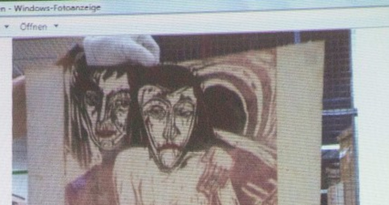 Zrabowane dzieła sztuki warte są miliard euro