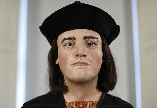 Zrekonstruowano twarz króla Ryszarda III /AFP