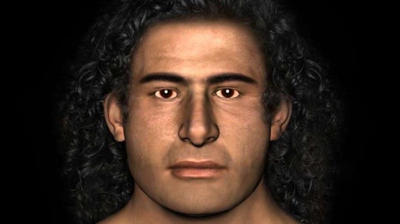 Zrekonstruowano twarz wielkiego greckiego wojownika /materiały prasowe