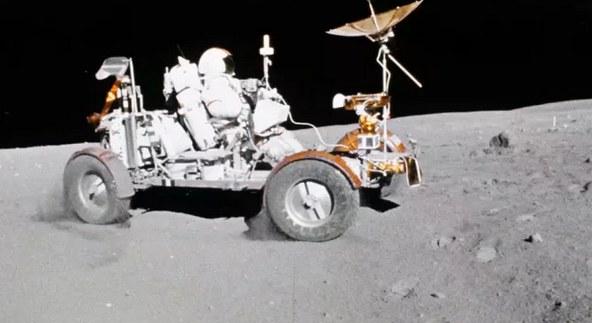 Zremasterowany film z misji Apollo 15 jest dostępny na kanale DutchSteamMachine /materiały prasowe