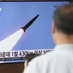 Źródła: Pocisk wystrzelony przez Koreę Płn. to najpewniej nowa rakieta