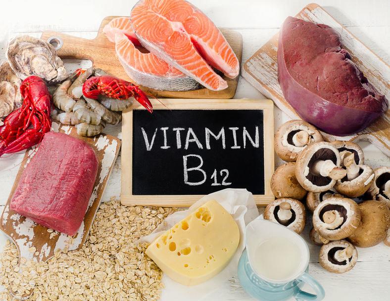 Źródła witaminy B12 /©123RF/PICSEL