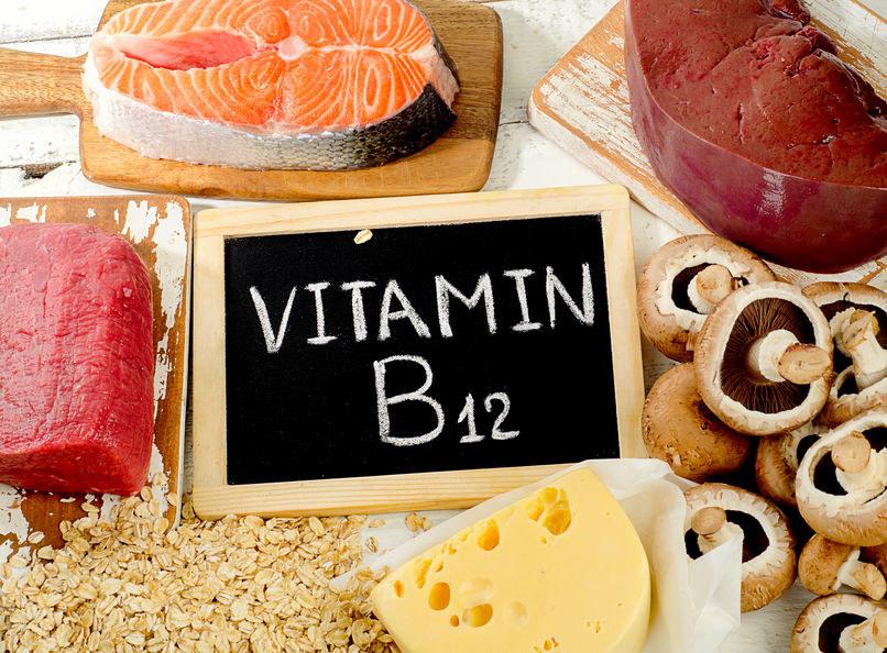 Źródła witaminy B12 /123RF/PICSEL