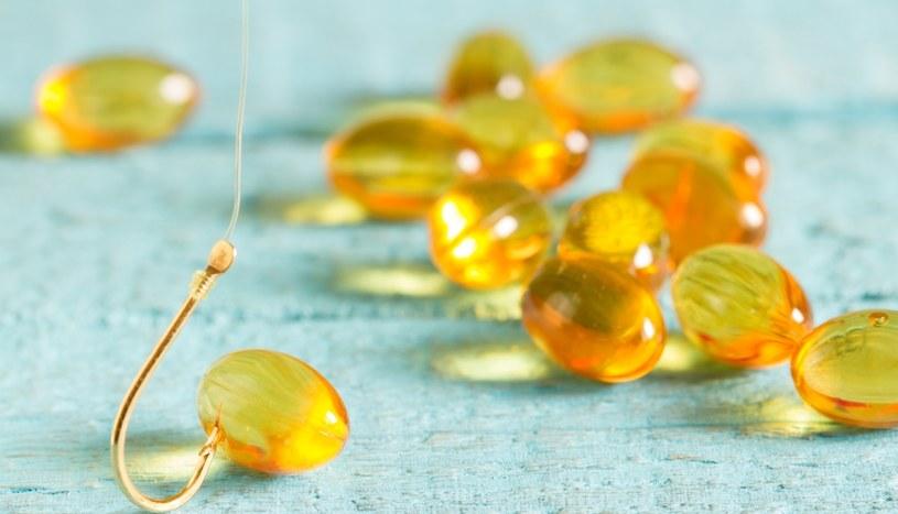 Źródłem witaminy A jest tran /©123RF/PICSEL