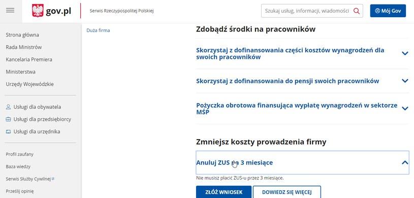 Źródło: gov.pl /