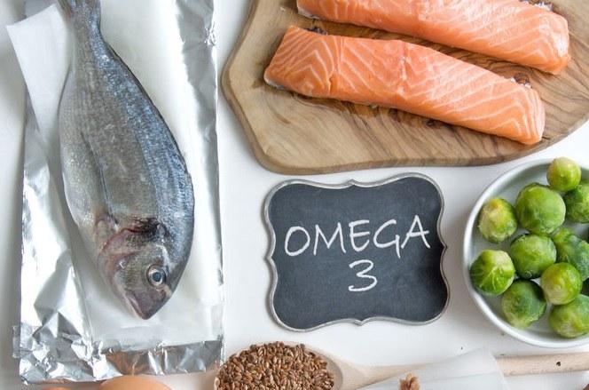Źródło kwasów omega-3 /©123RF/PICSEL
