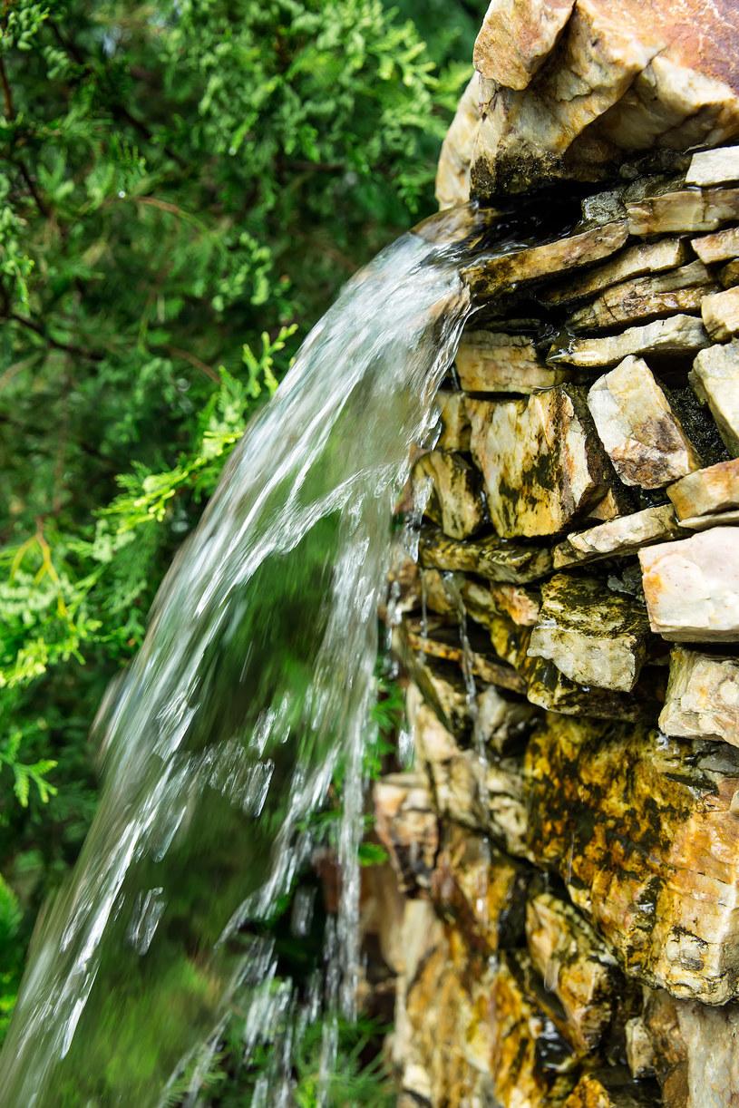 Źródło mineralnej wody artezyjskiej /123RF/PICSEL