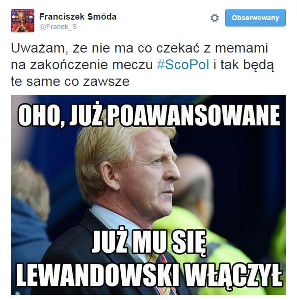 (Źródło: Twitter: Franciszek Smóda) /INTERIA.PL