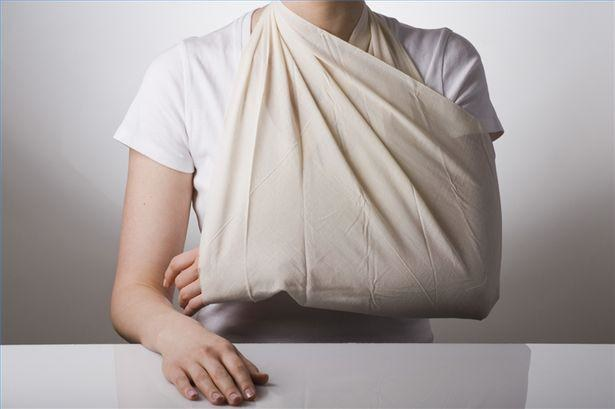 zrost kości po złamaniu /© Photogenica