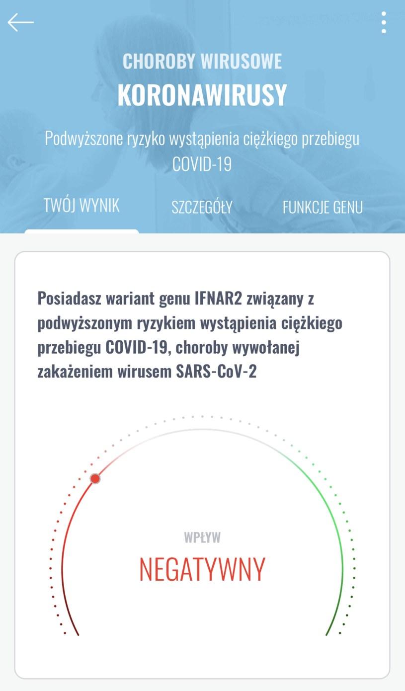 Zrzut ekranu z aplikacji /INTERIA.PL