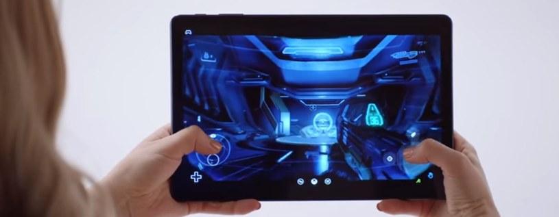 Zrzut ekranu z prezentacji usługi streamingu gier tworzonego przez Microsoft /materiały prasowe