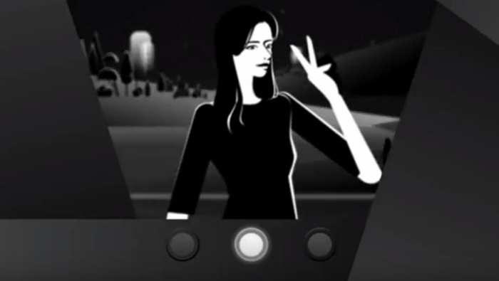 Zrzut ekranu z zaproszenia na premierę V40 /materiały prasowe