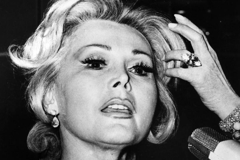 Zsa Zsa nie była wybitną aktorką, ale zachwycała urodą /Getty Images