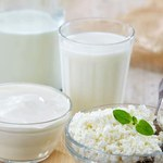 Zsiadłe mleko pomaga w zapaleniu żołądka