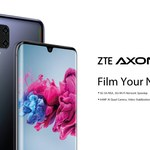 ZTE Axon 11 5G oficjalnie