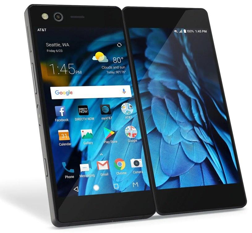 ZTE Axon M - protoplasta składanego smartfona /materiały prasowe