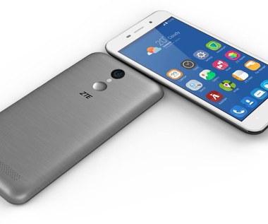 """ZTE Blade A602 - smartfon z """"Super przyciskiem"""""""