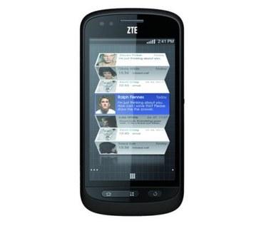 ZTE Libra - smartfon wystarczający