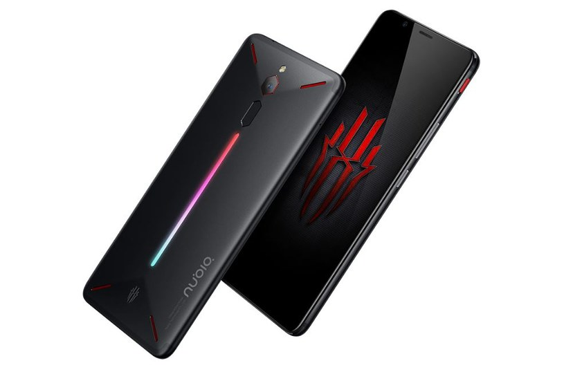 ZTE Nubia Red Magic będzie konkurować między innymi z Xiaomi Black Shark /materiały prasowe