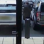 Zuchwała kradzież dwóch Range Roverów