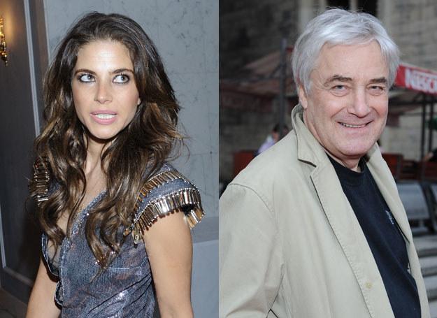 Żuławski twierdzi, że w 2007 r. Weronika gotowa była zostać jego żoną /A. Szilagyi /MWMedia