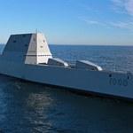 Zumwalt rozpoczął służbę w Navy