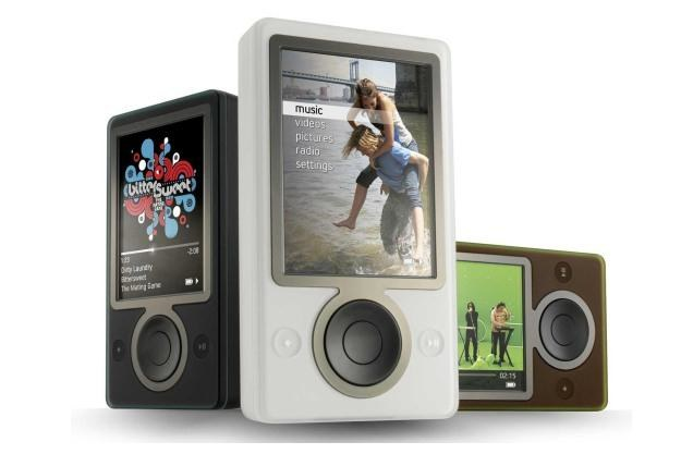 Zune nie podjął walki z iPodem /materiały prasowe