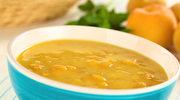 Zupa brzoskwiniowo-cytrynowa