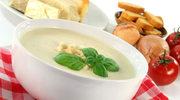 Zupa cebulowa z grzanką