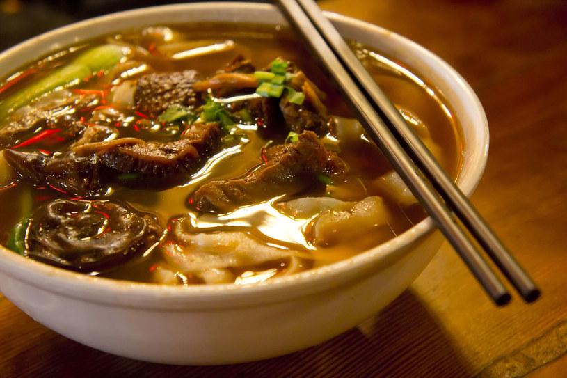 Zupa chińska /123RF/PICSEL