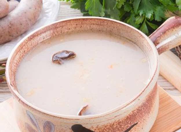 Zupa chrzanowa /123RF/PICSEL