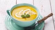 Zupa cytrynowo-imbirowa