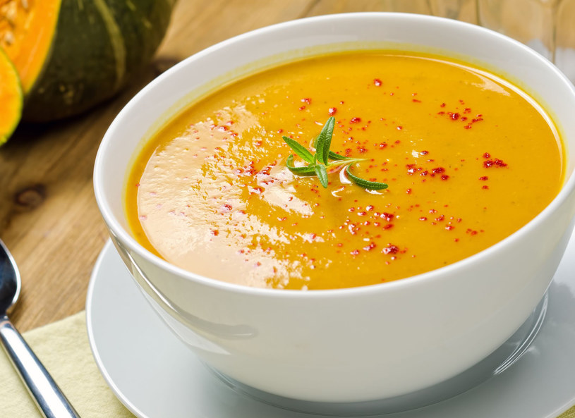 zupa dyniowa /123RF/PICSEL