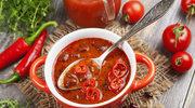 Zupa fasolowa z papryczką chili
