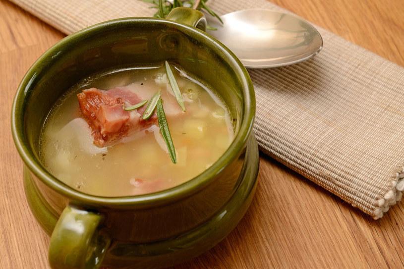 Zupa fasolowa /123RF/PICSEL