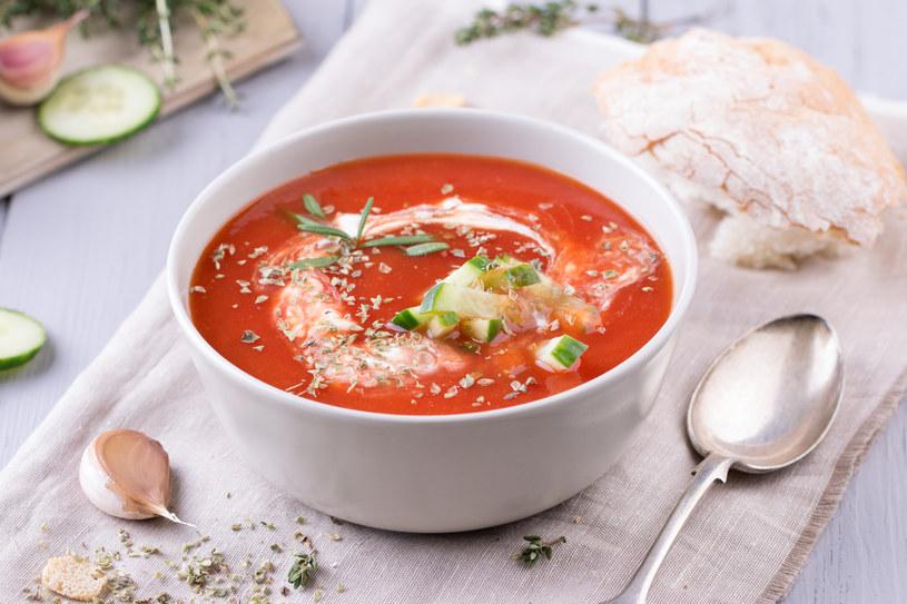 Zupa gazpacho /123RF/PICSEL