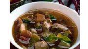 Zupa gulaszowa - przepis Macieja Kuronia