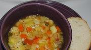 Zupa jarzynowa po włosku (po 9. miesiącu)