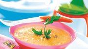 Zupa jarzynowa z cielęciną po 9. miesiącu