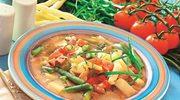 Zupa jarzynowa  z zasmażką