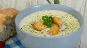 Zupa kalafiorowa z serem