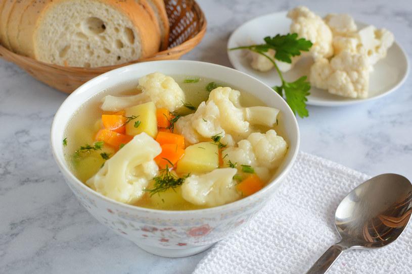 Zupa kalafiorowa /123RF/PICSEL