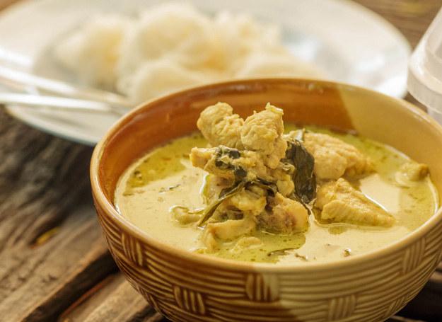 Zupa kokosowa /123RF/PICSEL