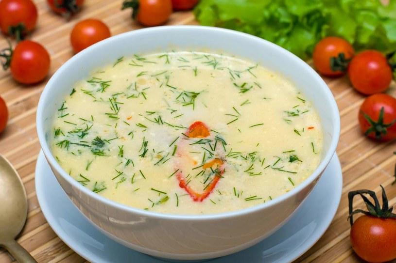 Zupa koperkowa /123RF/PICSEL