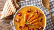 Zupa krem z batata