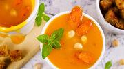 Zupa krem z dynią i marchewką