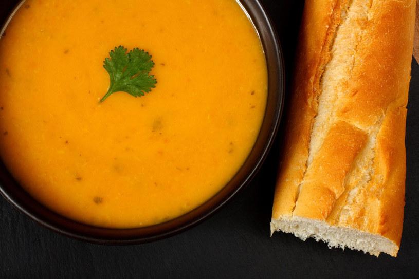 Zupa-krem z marchewki /123RF/PICSEL