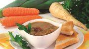 Zupa-krem z pasternakiem