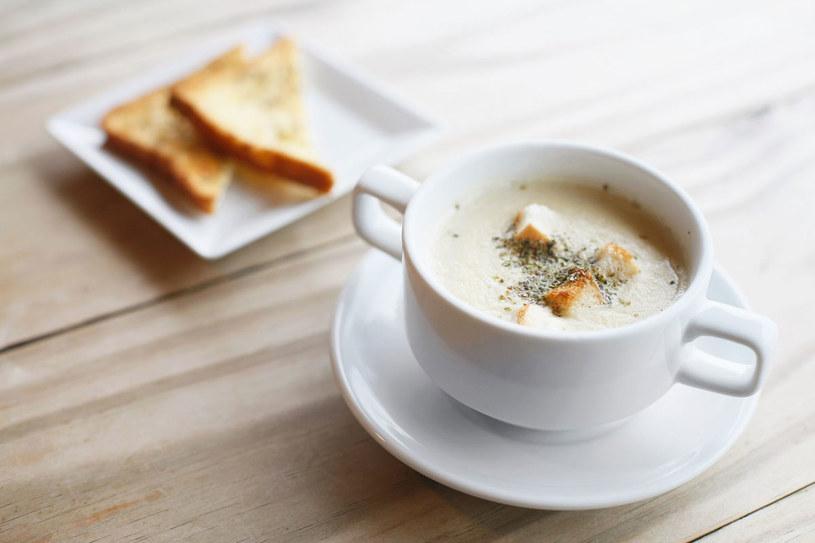 Zupa krem z pieczarek /123RF/PICSEL